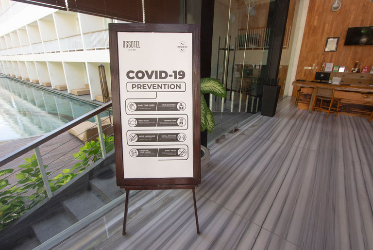 covid-19 update- new normal safety precautions