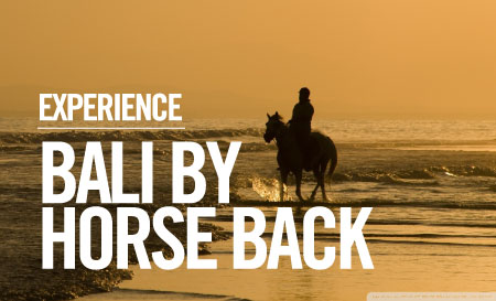 Bali Horse Riding Adventure