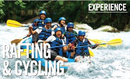 Bali Rafting and Cycling Aventure