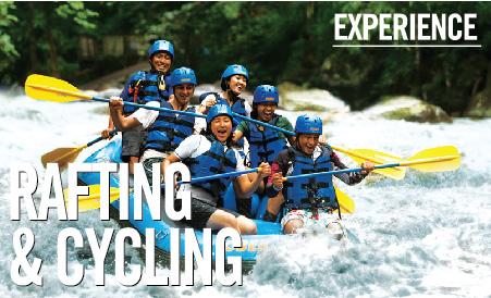 Bali Rafting and Cycling Aventure