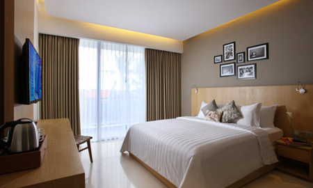 ossotel legian hotel dream package