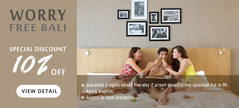best offers at ossotel legian