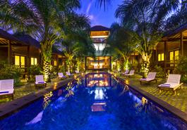 coconut boutique resort - lombok