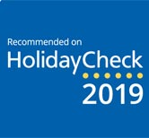 holiday check certificate of excellence