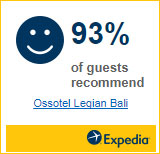 expedia guest recommended