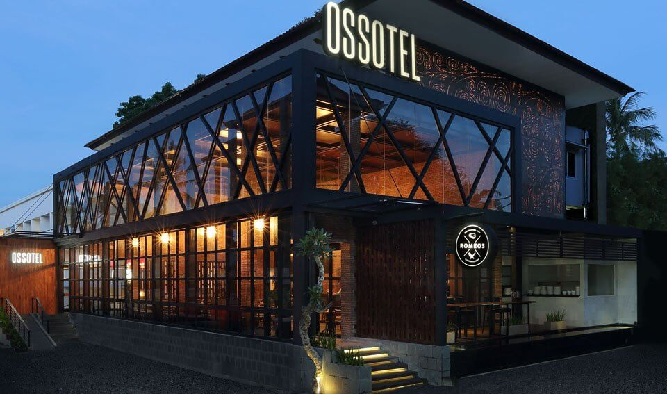 Ossotel - The Facade